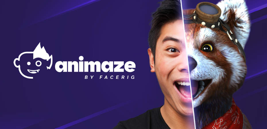 Introducing Animaze!