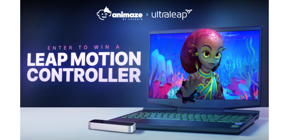 Win a Leap Motion Controller!