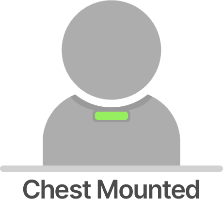 Ultraleap chest mode option recommended