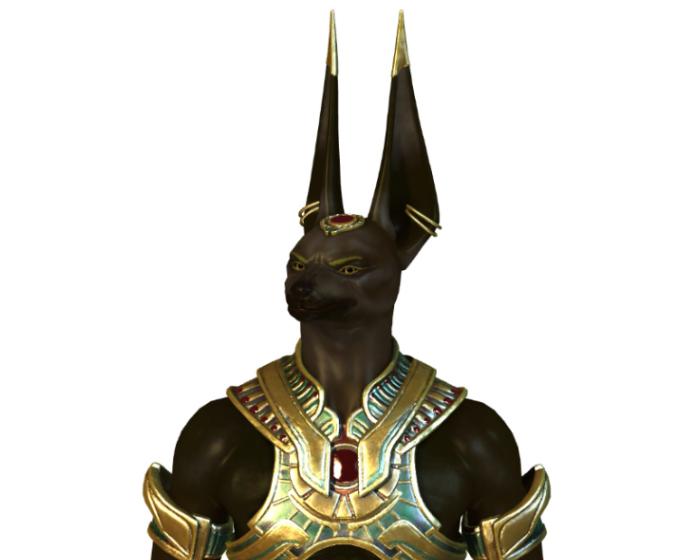 Anubis Holotech Studios original avatar