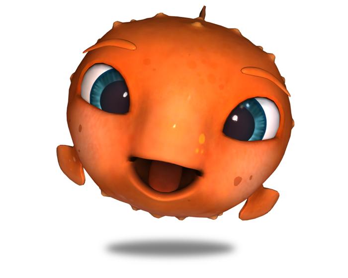 Freddy the Fish Holotech original avatar