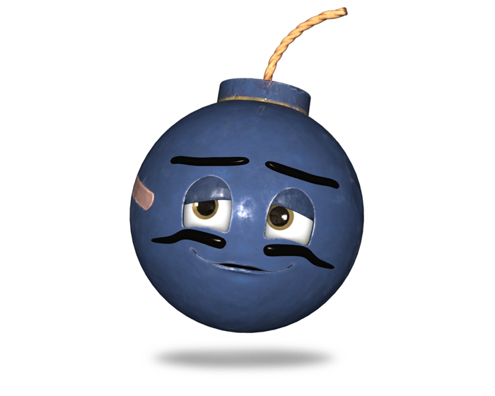 George the Bomb Holotech original avatar