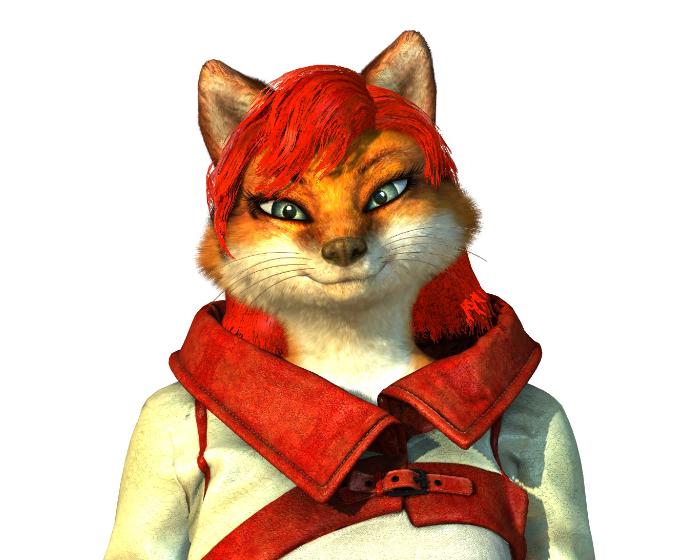 Cathy Holotech original avatar