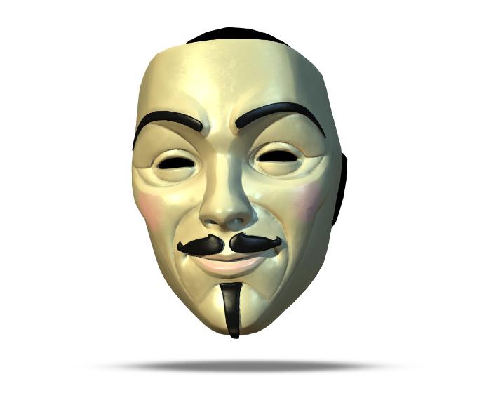 Theater Mask Holotech original avatar