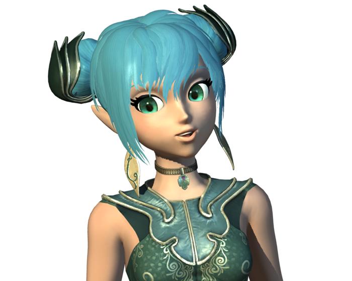Midori Holotech original avatar