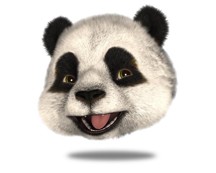 Mao the Panda Holotech original avatar