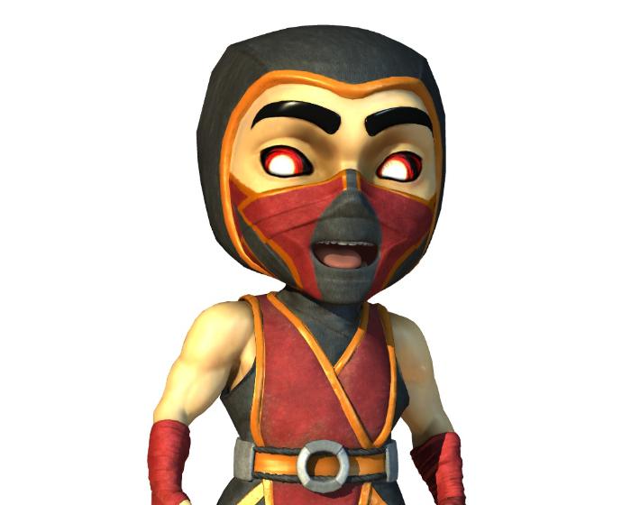 Lethal Flake Holotech original avatar