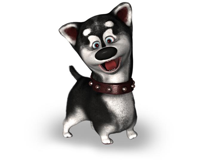 Gatsby the Petective Holotech original avatar