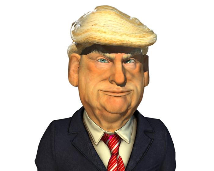 Trump Holotech original avatar