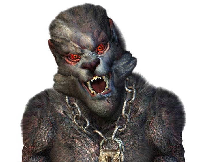 Werewolf Holotech original avatar
